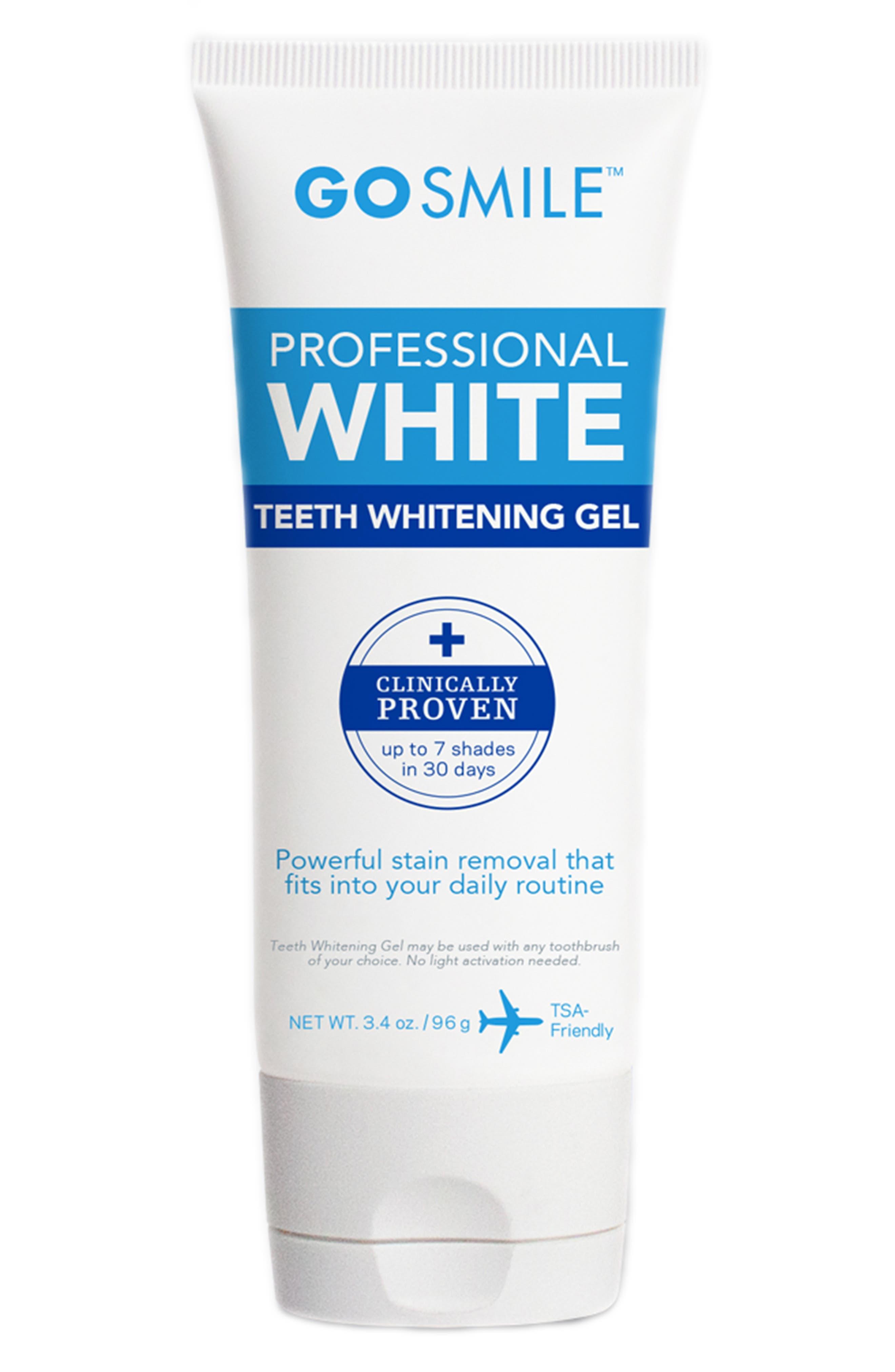 GO SMiLE(R) Teeth Whitening Gel at Nordstrom