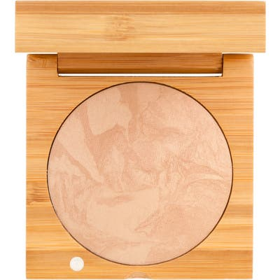 Antonym Baked Powder Foundation - Medium Dark