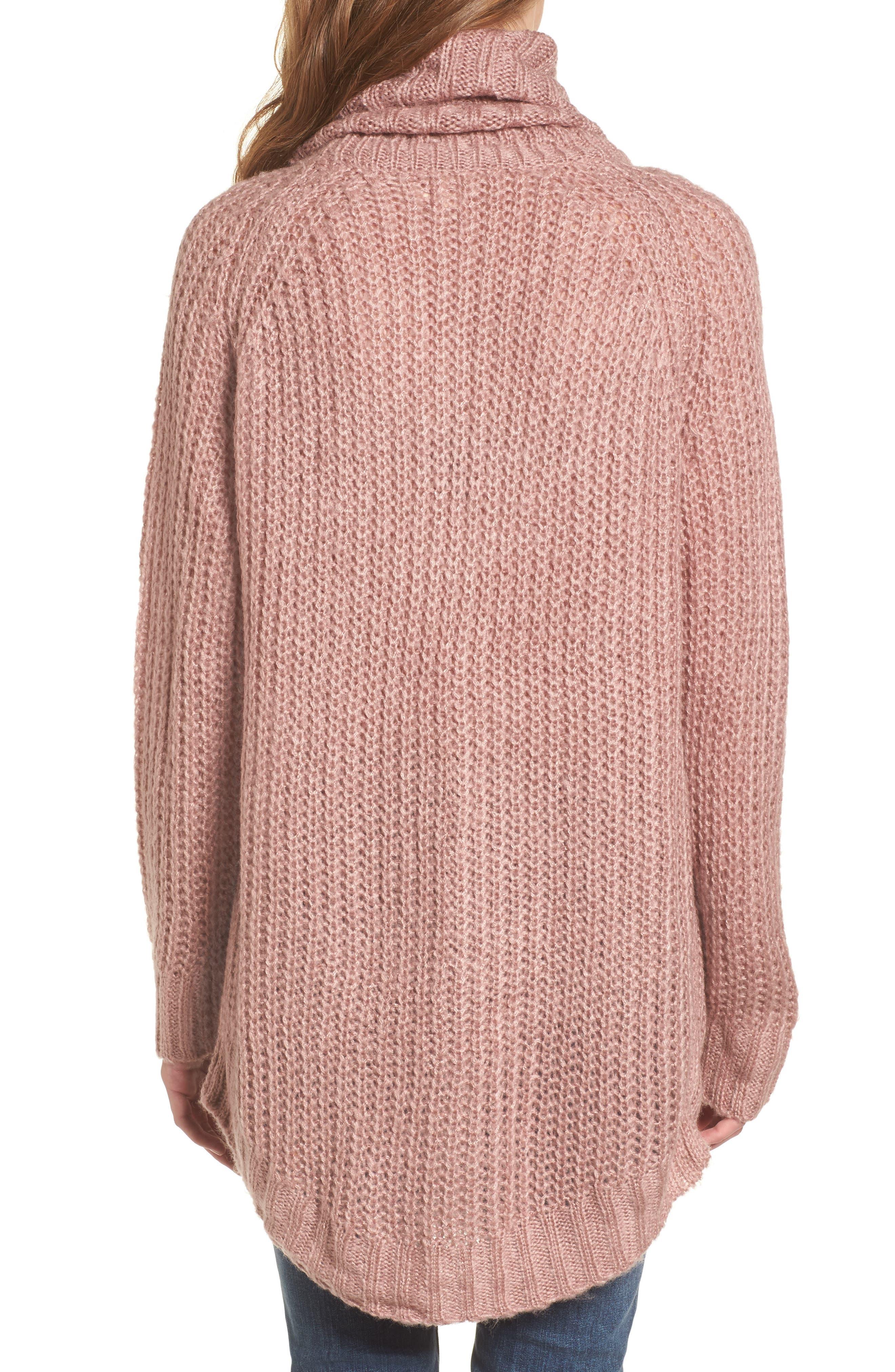 ,                             Cowl Neck Sweater,                             Alternate thumbnail 2, color,                             680