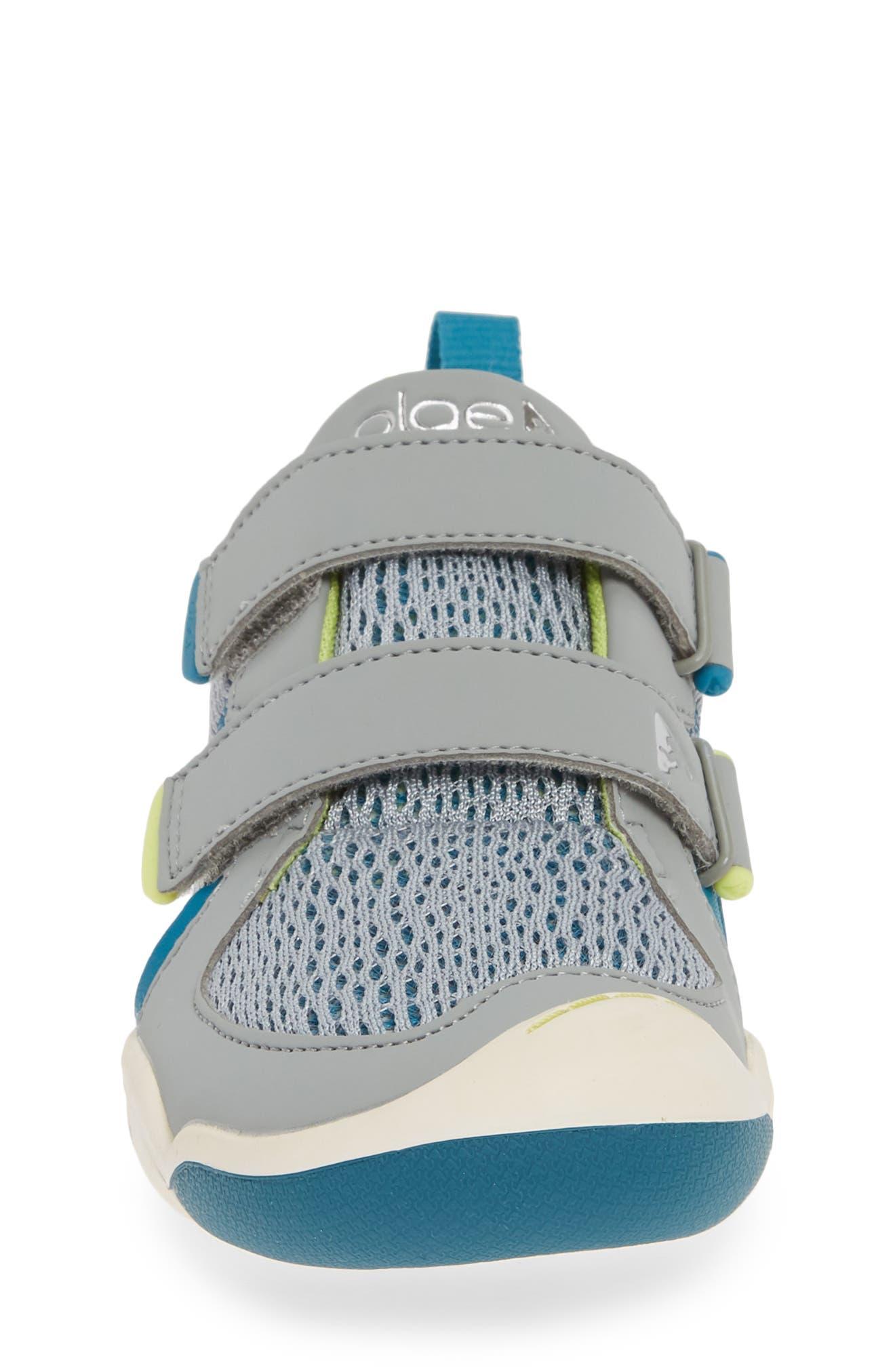 ,                             Ty Mesh Sneaker,                             Alternate thumbnail 4, color,                             NEXUS GREY