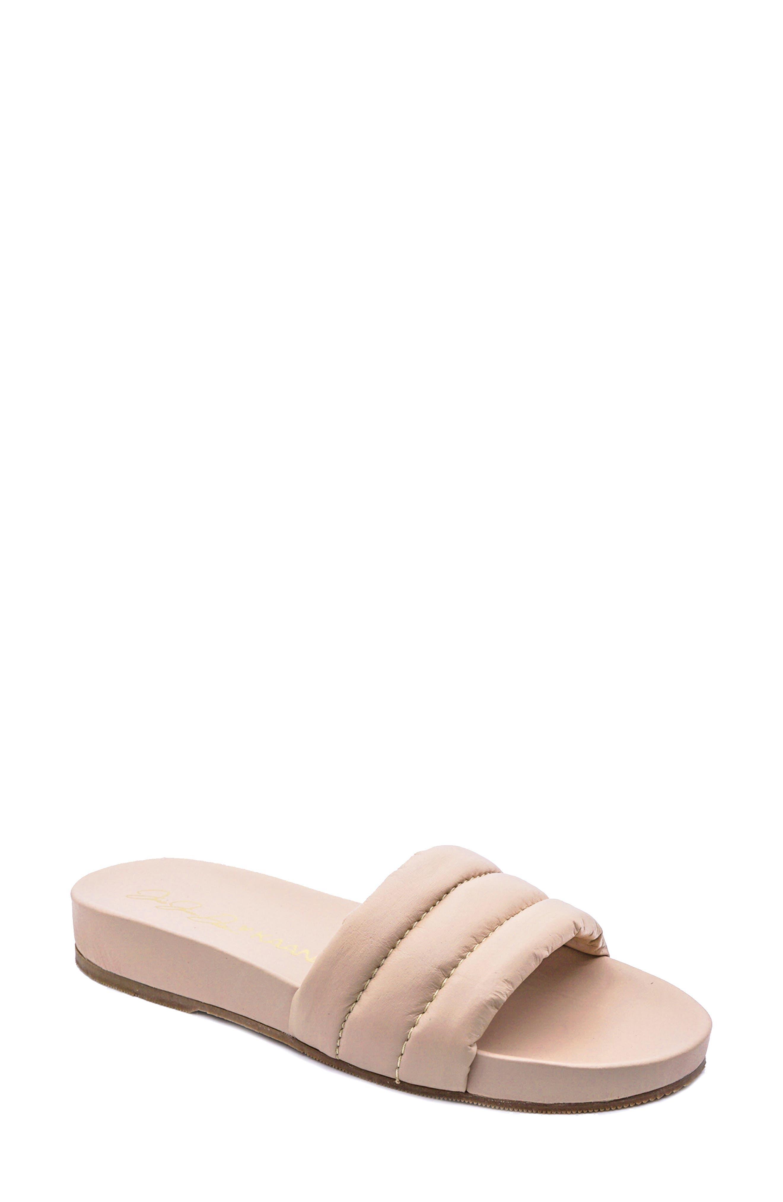 X Jessie James Decker Timor Slide Sandal