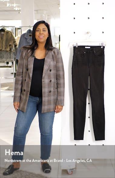 Good Waist High Waist Extreme V Skinny Jeans, sales video thumbnail