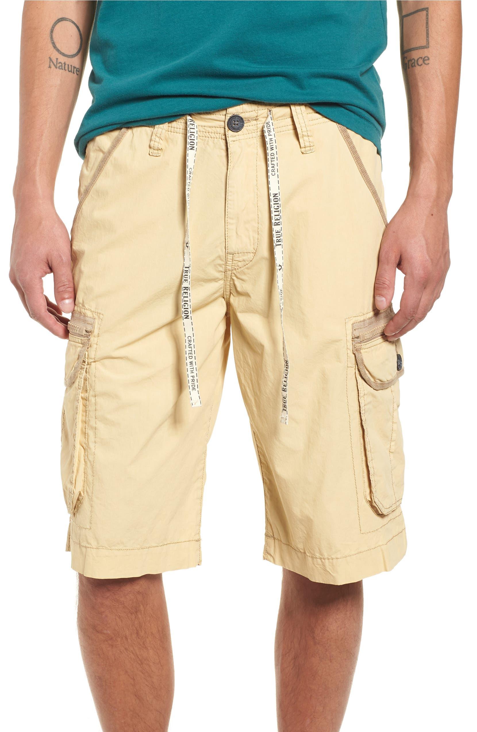 19545a9acc True Religion Brand Jeans Terrain Cargo Shorts   Nordstrom