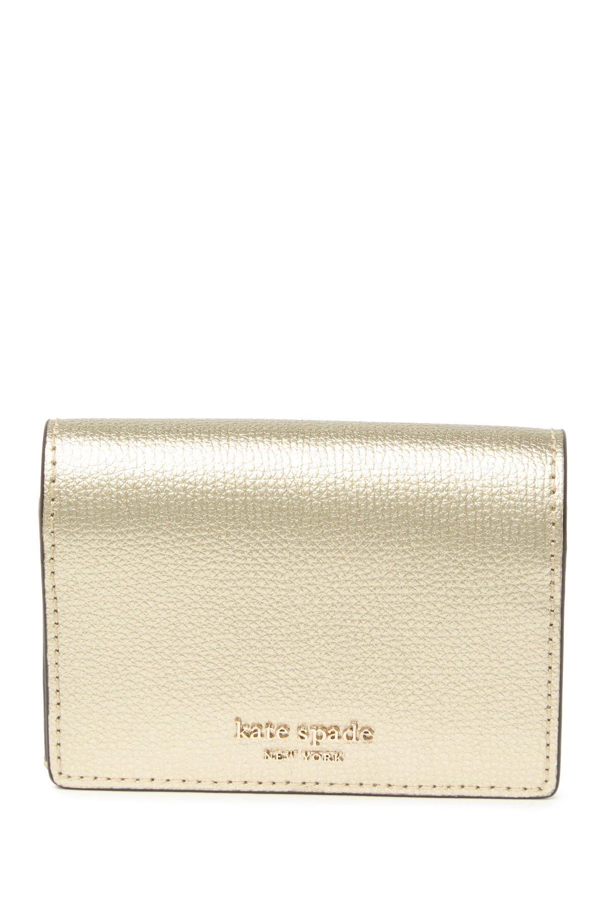 Image of kate spade new york mini key ring wallet
