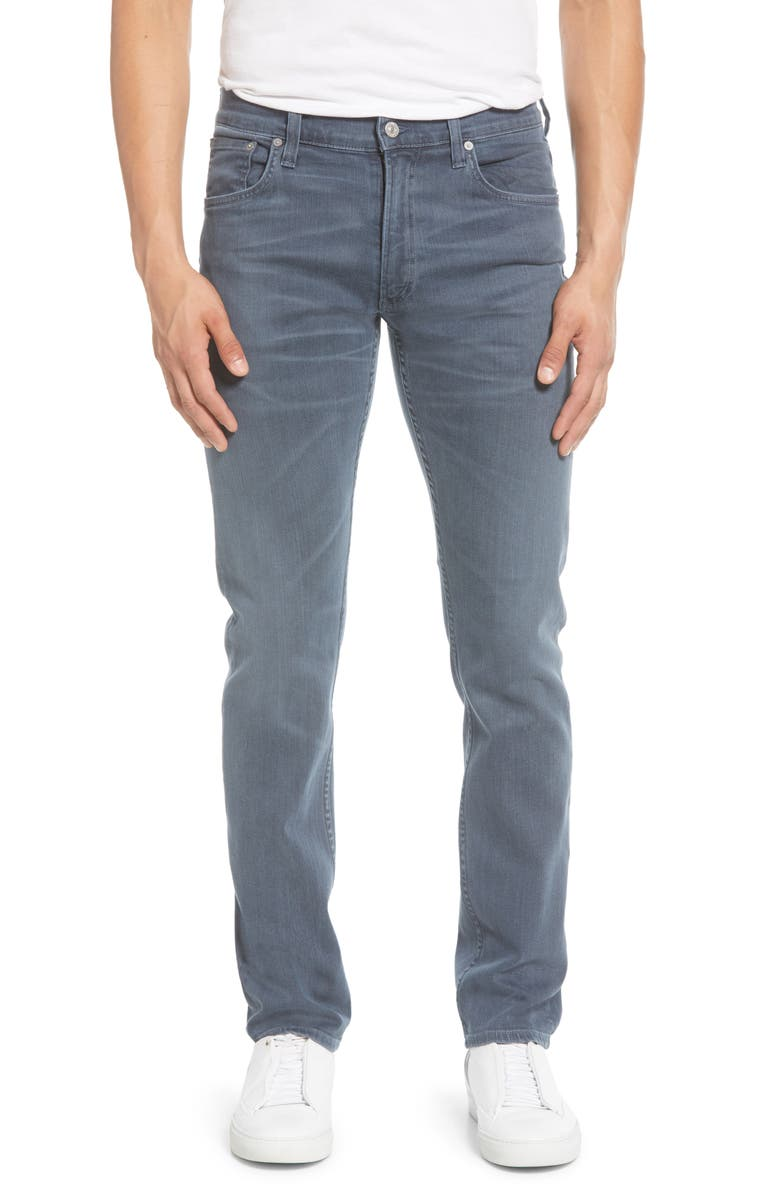 CITIZENS OF HUMANITY Bowery Slim Fit Jeans, Main, color, SORRENTO