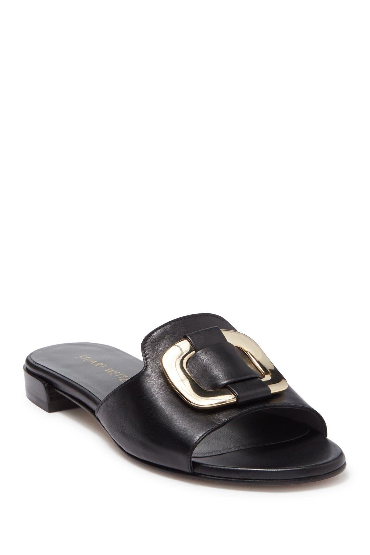 Stuart Weitzman | Odeon Slide Sandal