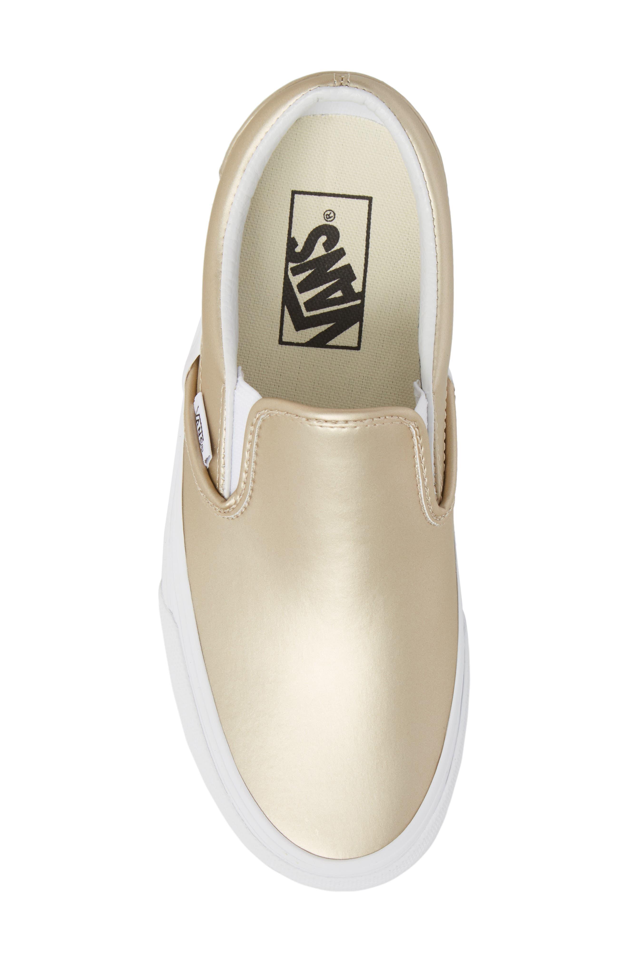 ,                             Classic Slip-On Sneaker,                             Alternate thumbnail 235, color,                             711