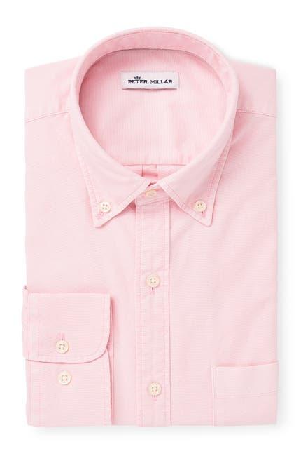 Image of Peter Millar Vintage Washed Oxford Shirt