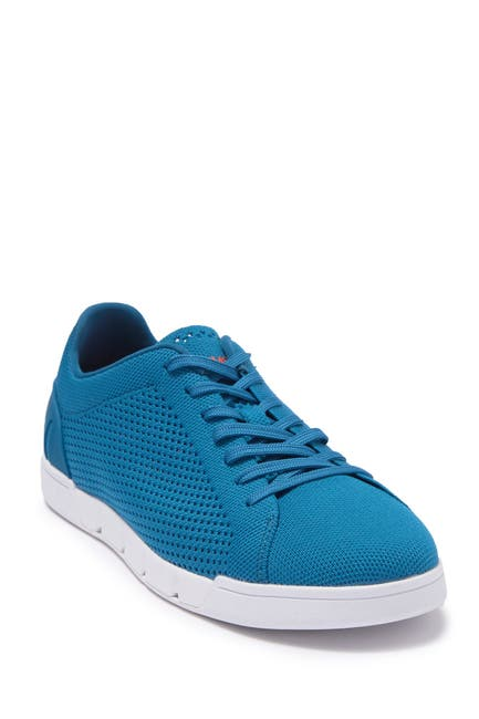 Image of Swims Breeze Knit Seaport Tennis Sneaker