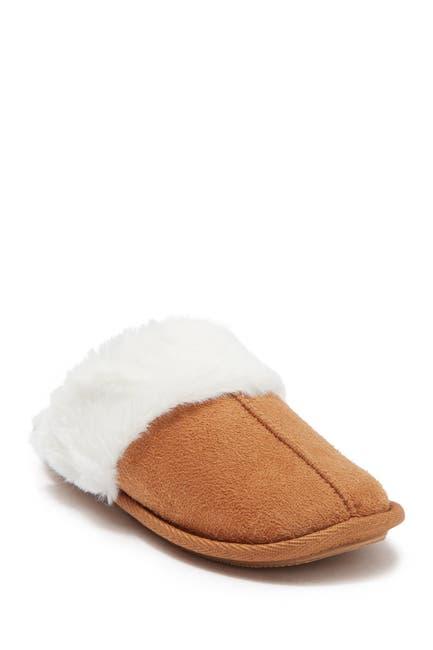 Faux Fur Lined Slipper $7.49 (76% off)