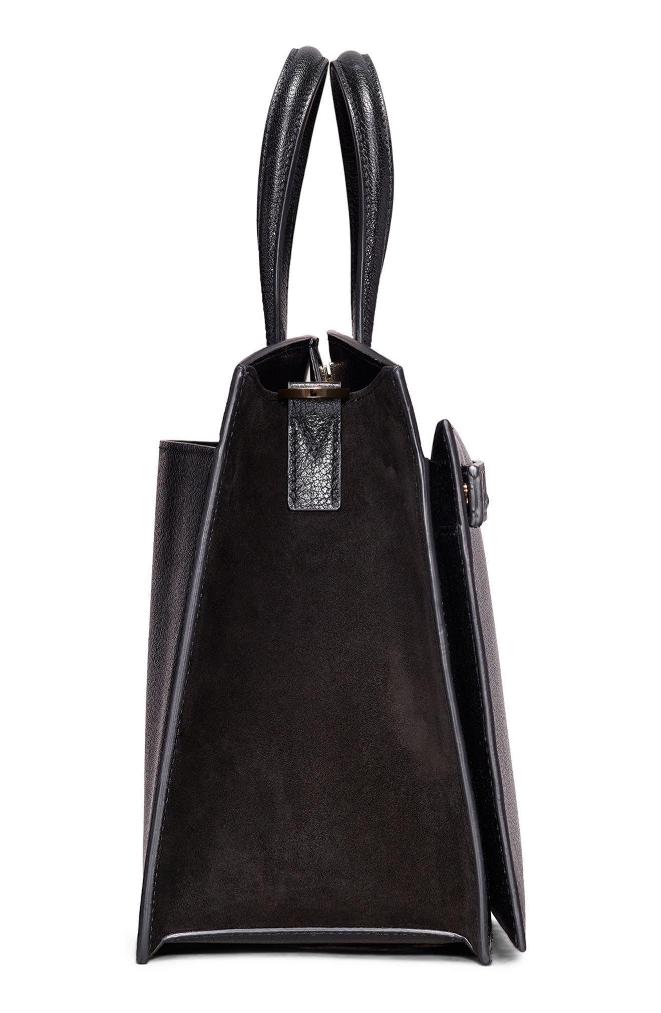 Mcm Totes Medium Milano Leather Tote