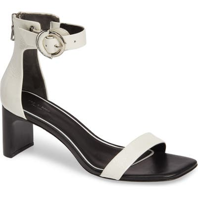 Rag & Bone Ellis Ankle Strap Sandal - White