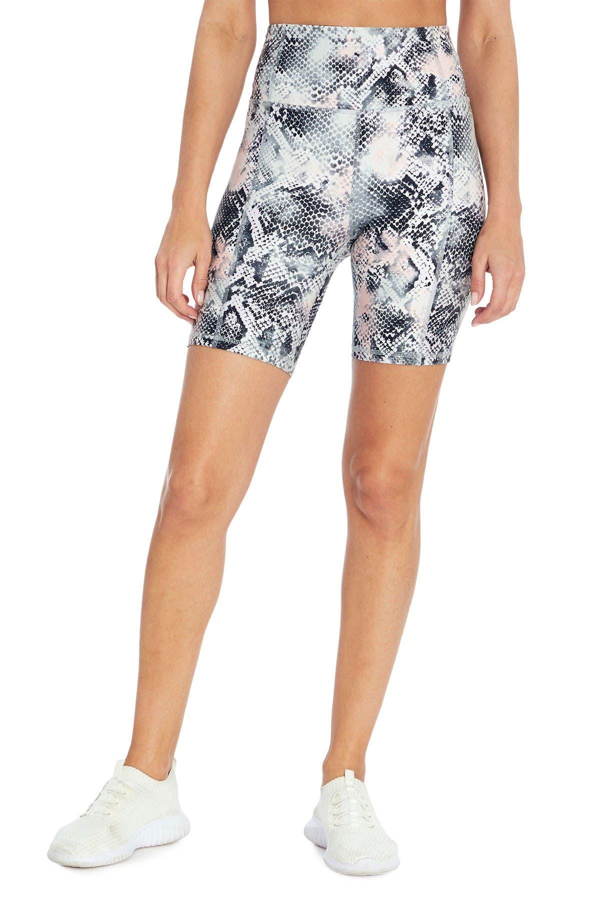 Image of Jessica Simpson High Waisted Biker Shorts