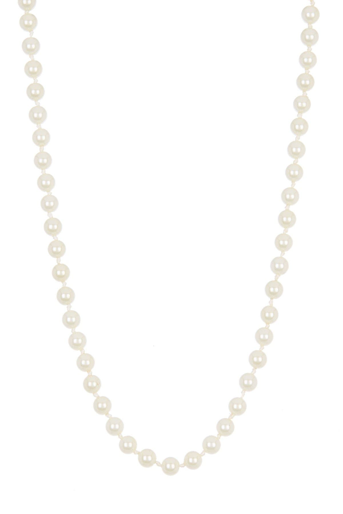Image of Lauren Ralph Lauren Synthetic Pearl Necklace
