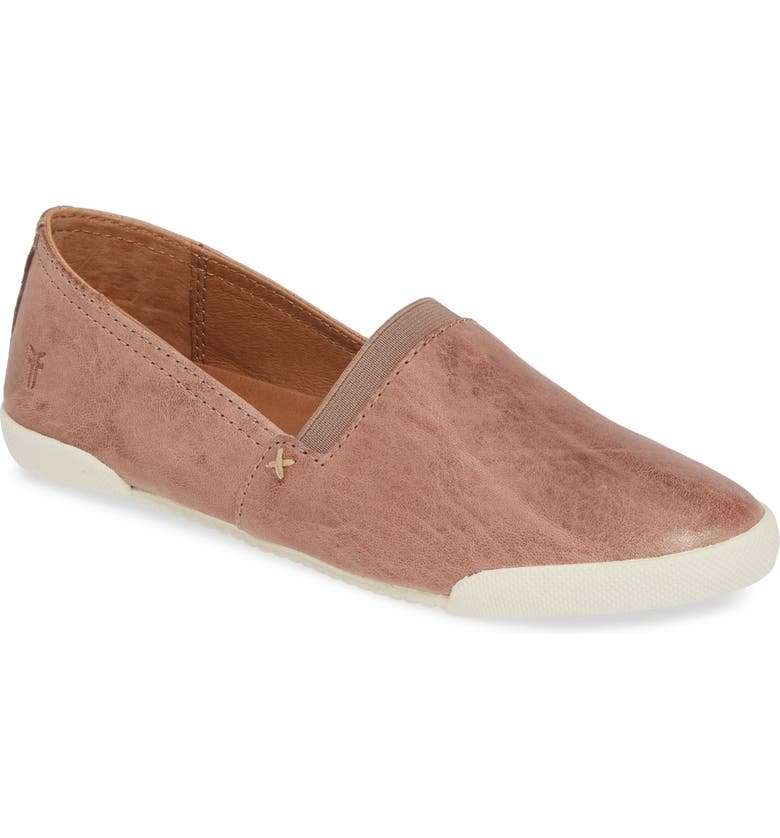 FRYE 'Melanie' Slip-On, Main, color, LILAC
