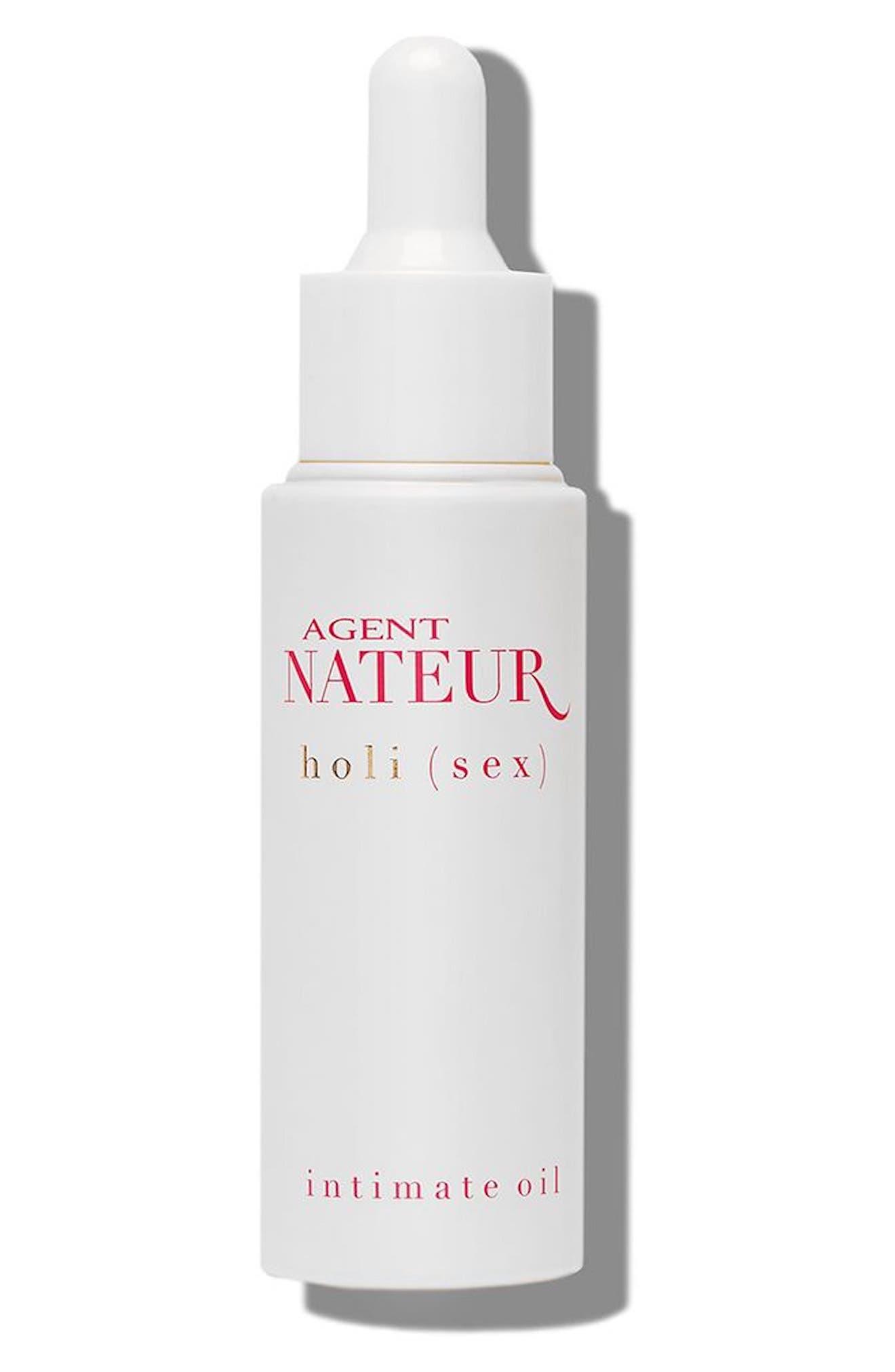Holi(Sex) Intimate Oil