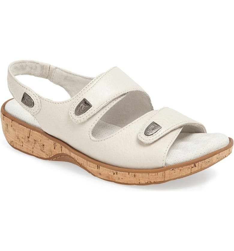 SOFTWALK<SUP>®</SUP> 'Bolivia' Sandal, Main, color, OFF WHITE