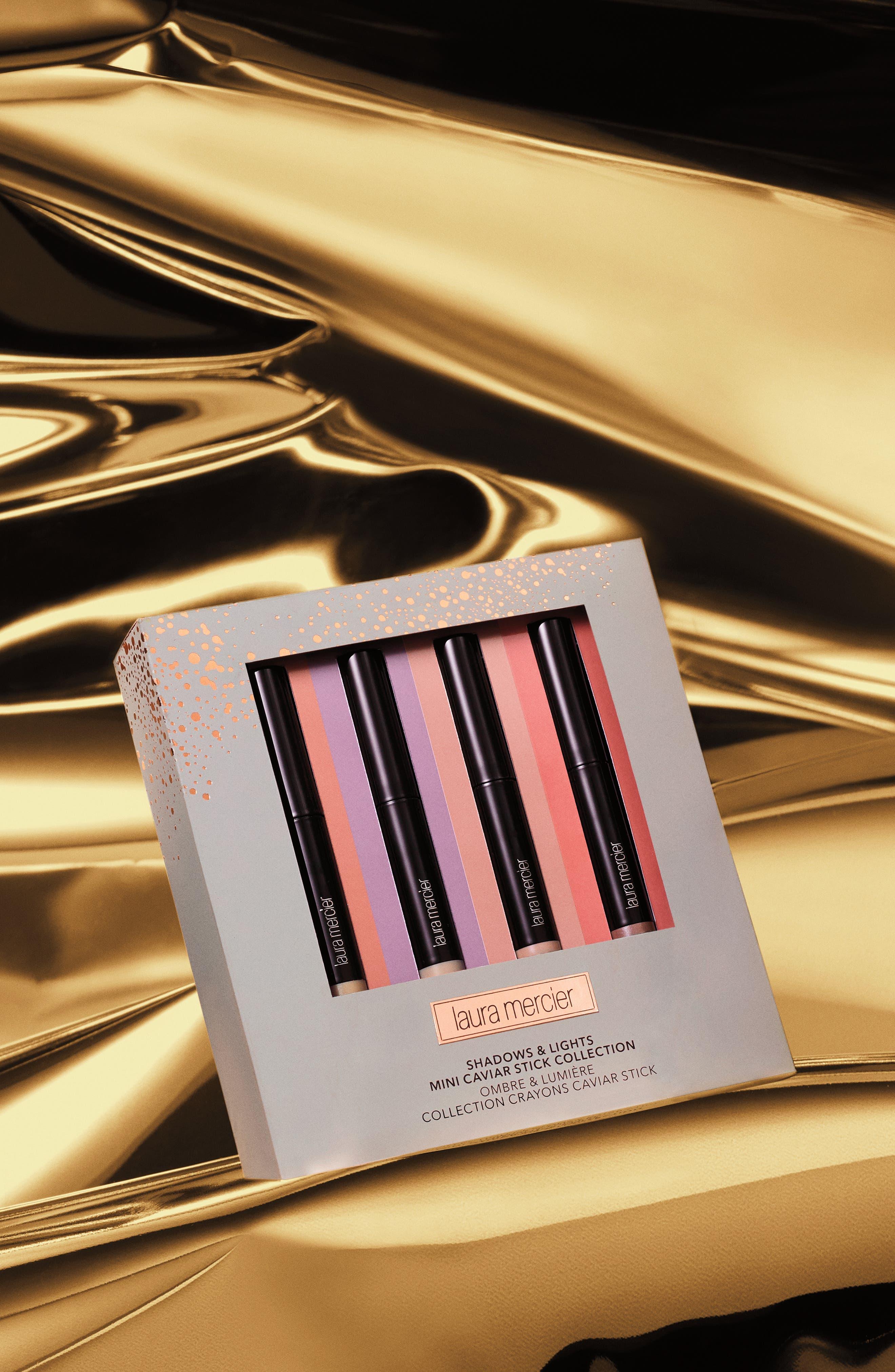 ,                             Shadows & Lights Mini Caviar Stick Collection,                             Alternate thumbnail 2, color,                             000
