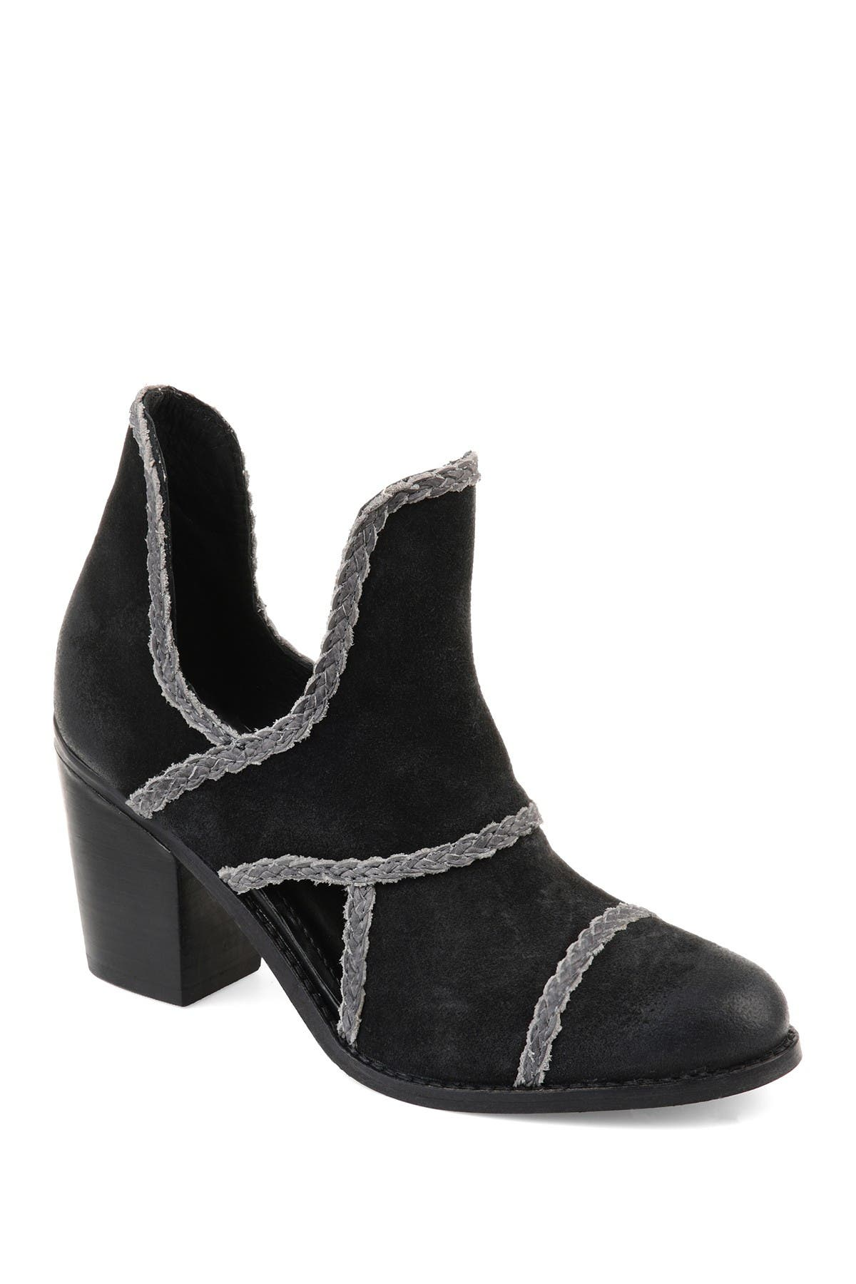 Image of JOURNEE Collection Courtny Cutout Bootie