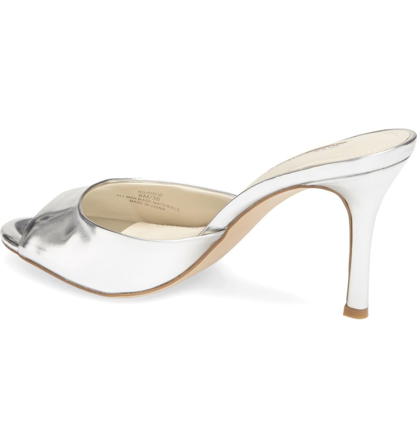 5c3a97d2f9d 'Disco' Mule Sandal