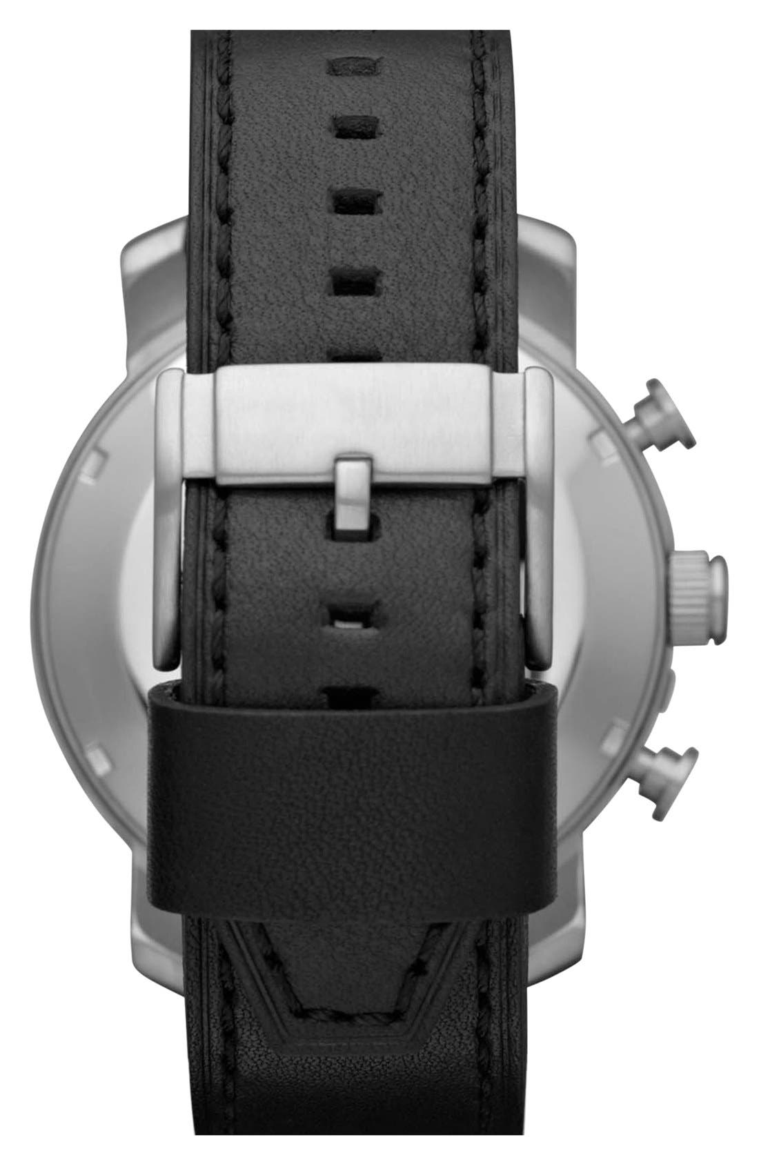,                             'Nate IP' Chronograph Watch, 50mm,                             Alternate thumbnail 9, color,                             002