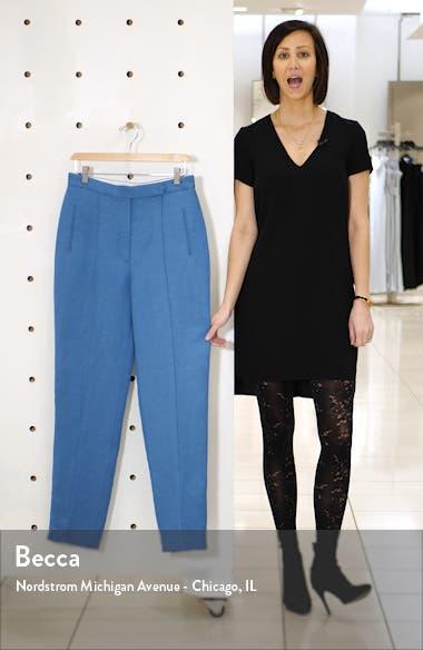 Shelton Linen Blend Pants, sales video thumbnail