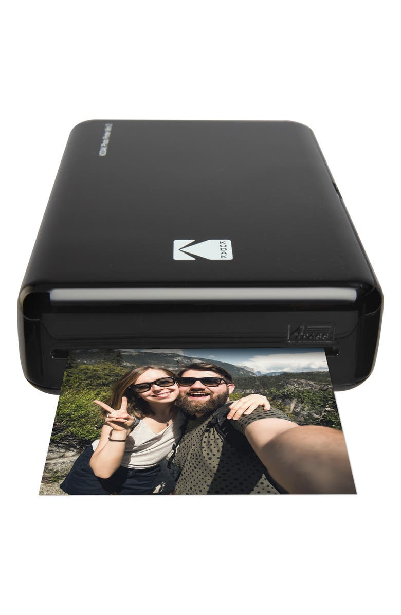 KODAK Mini 2 Instant Photo Printer, Main, color, BLACK