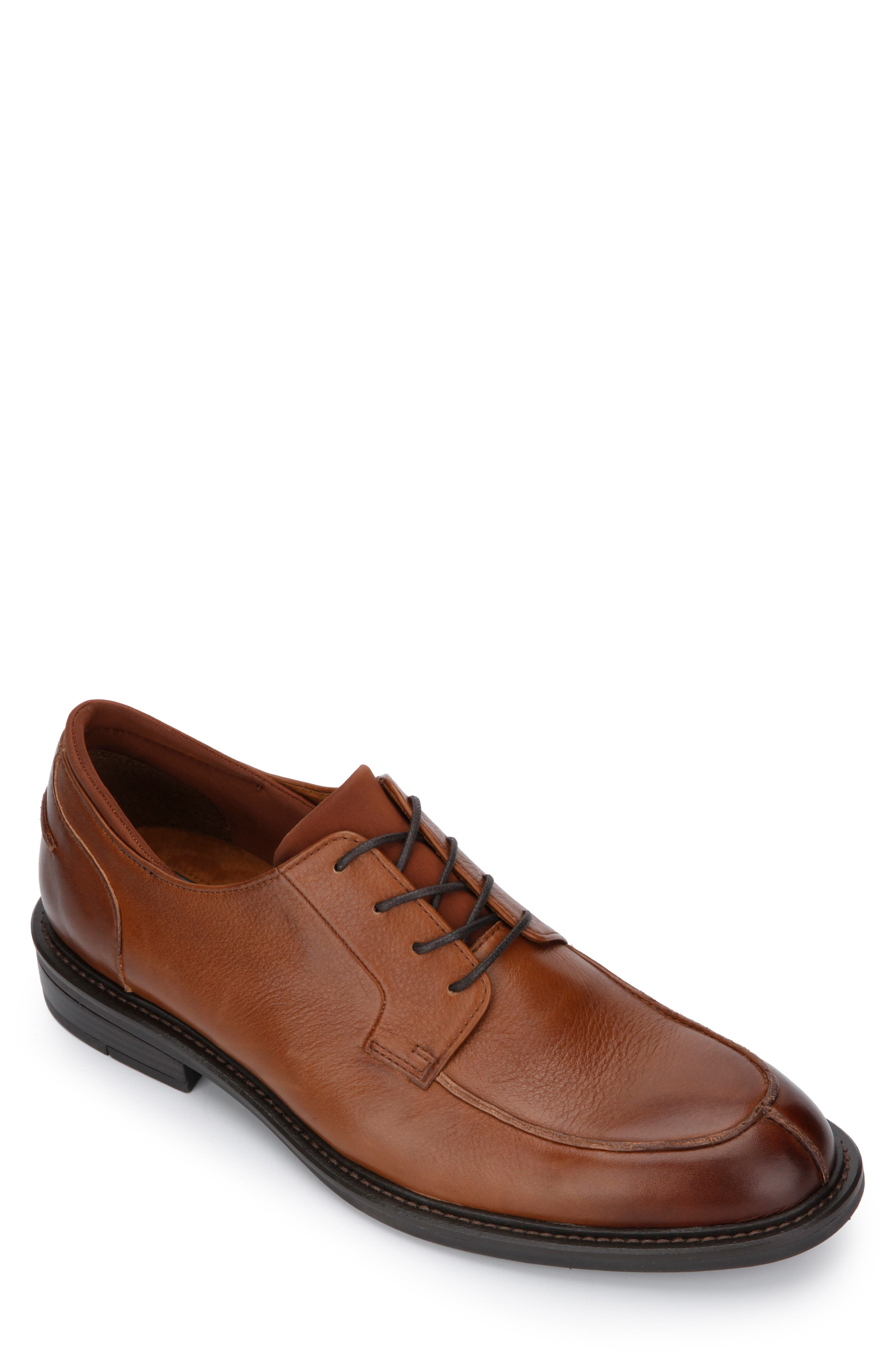 Image of Kenneth Cole New York Round Moc Toe Derby