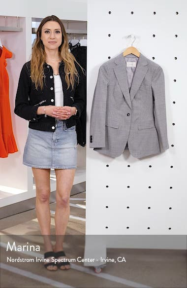 Cameron Wool Suit Jacket, sales video thumbnail
