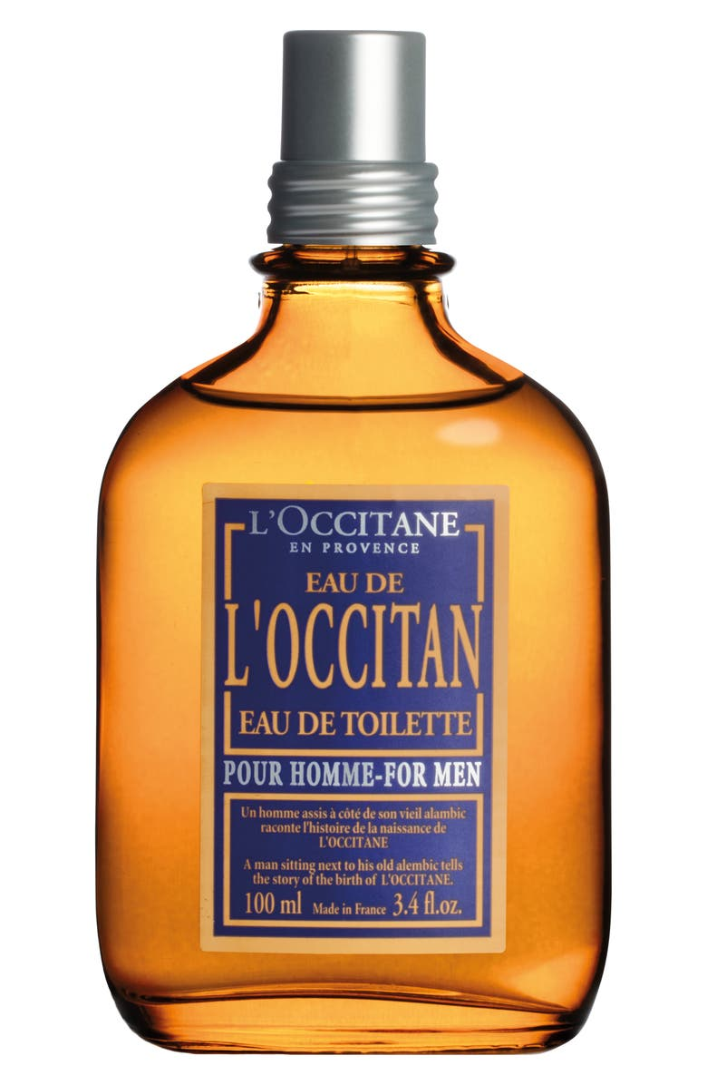 L'OCCITANE Pour Homme L'Occitan Eau de Toilette, Main, color, 000