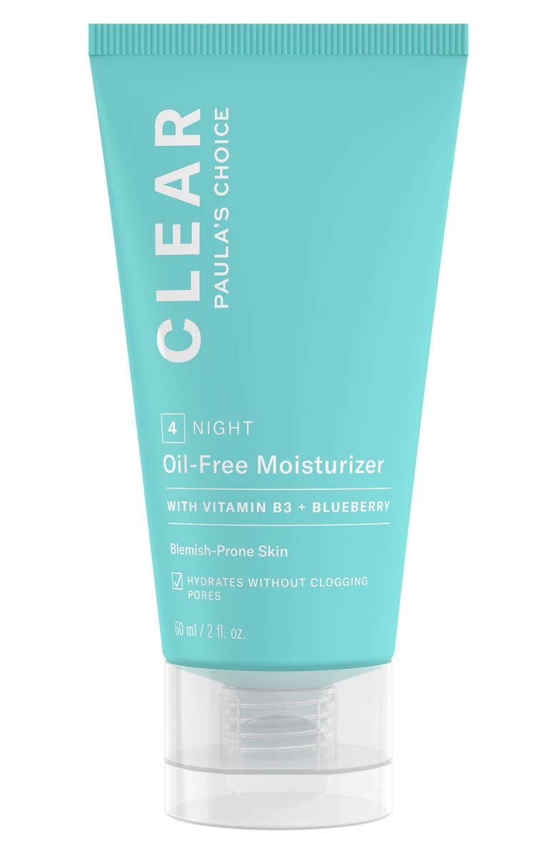 PAULA'S CHOICE Clear Oil-Free Moisturizer, Main, color, NO COLOR