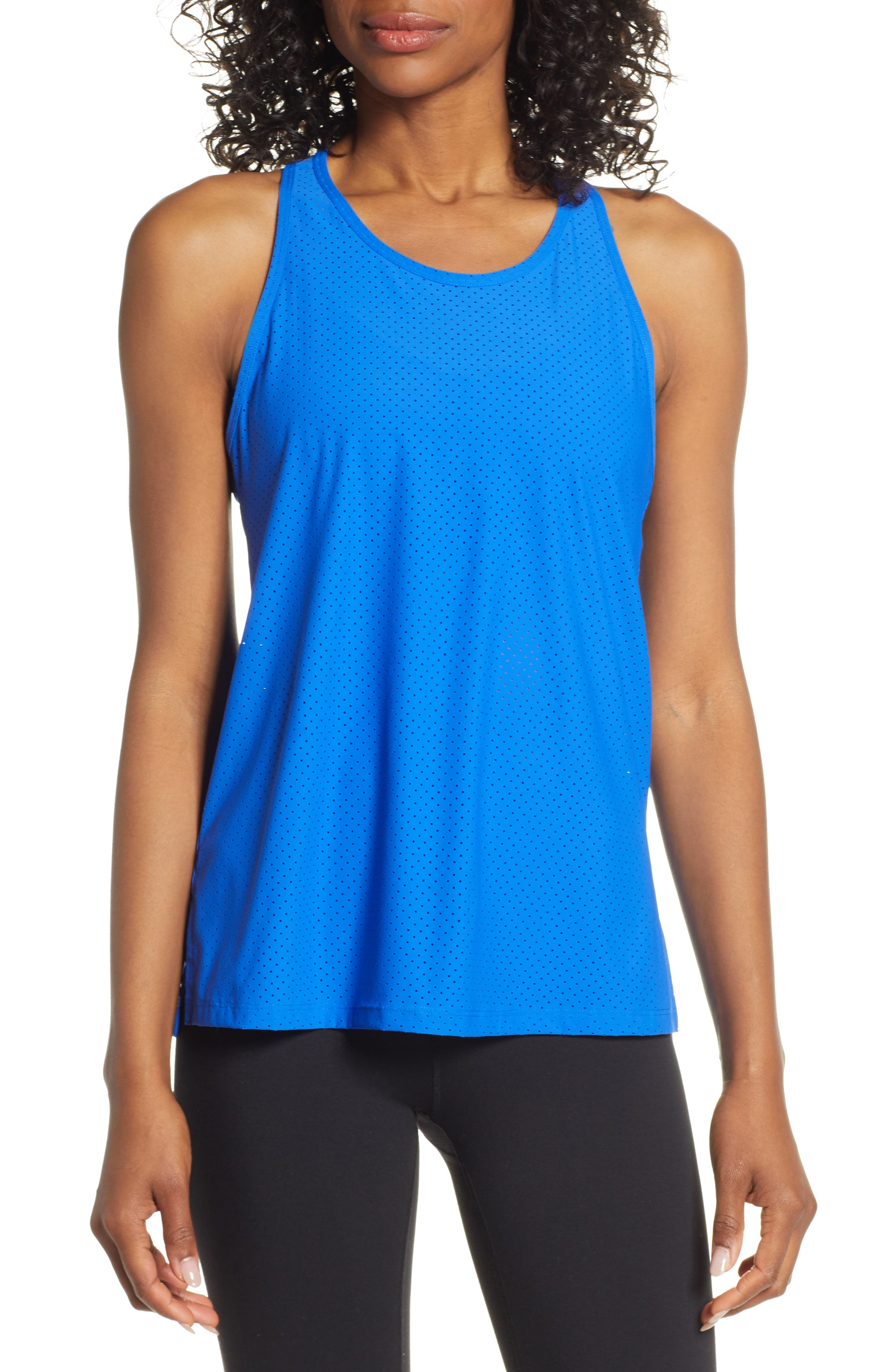 Spanx® Active Perforated Tank