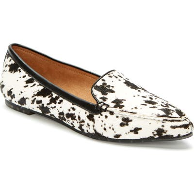 Me Too Audra Loafer Flat, White
