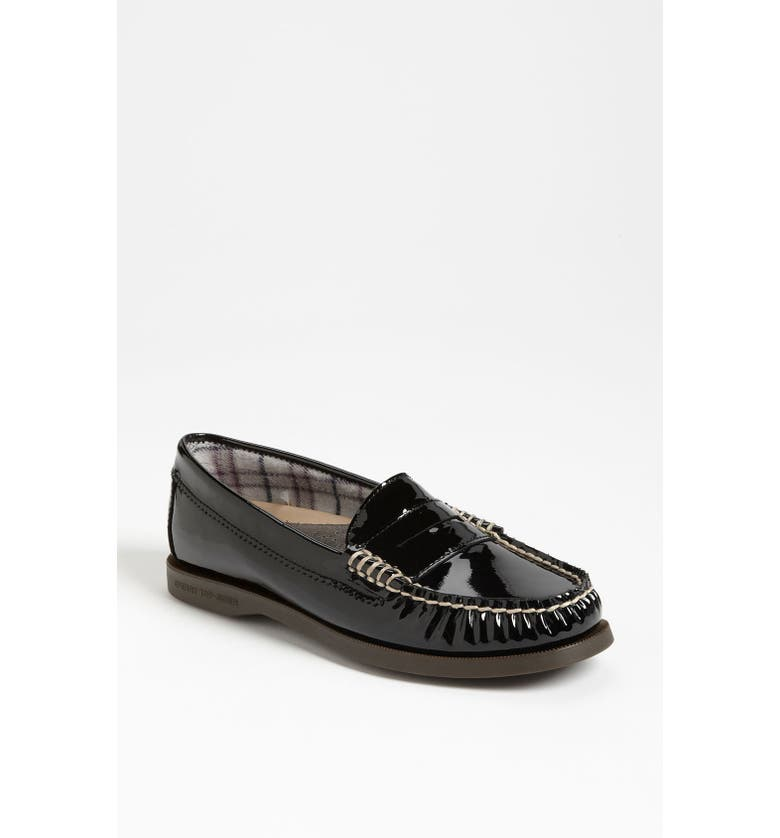 SPERRY Top-Sider<sup>®</sup> 'Hayden' Penny Loafer, Main, color, 001