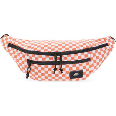 Vans Ward Water Repellent Waist Pack - Orange