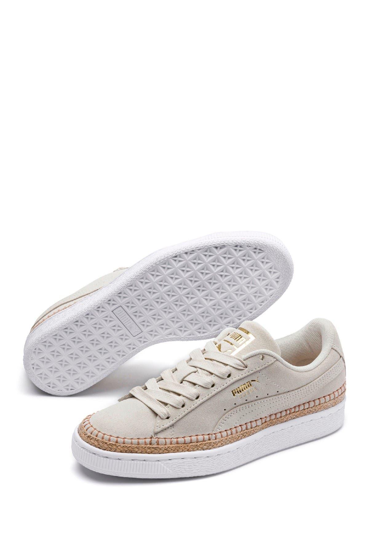 PUMA | Suede Sneakerdrille | Nordstrom Rack
