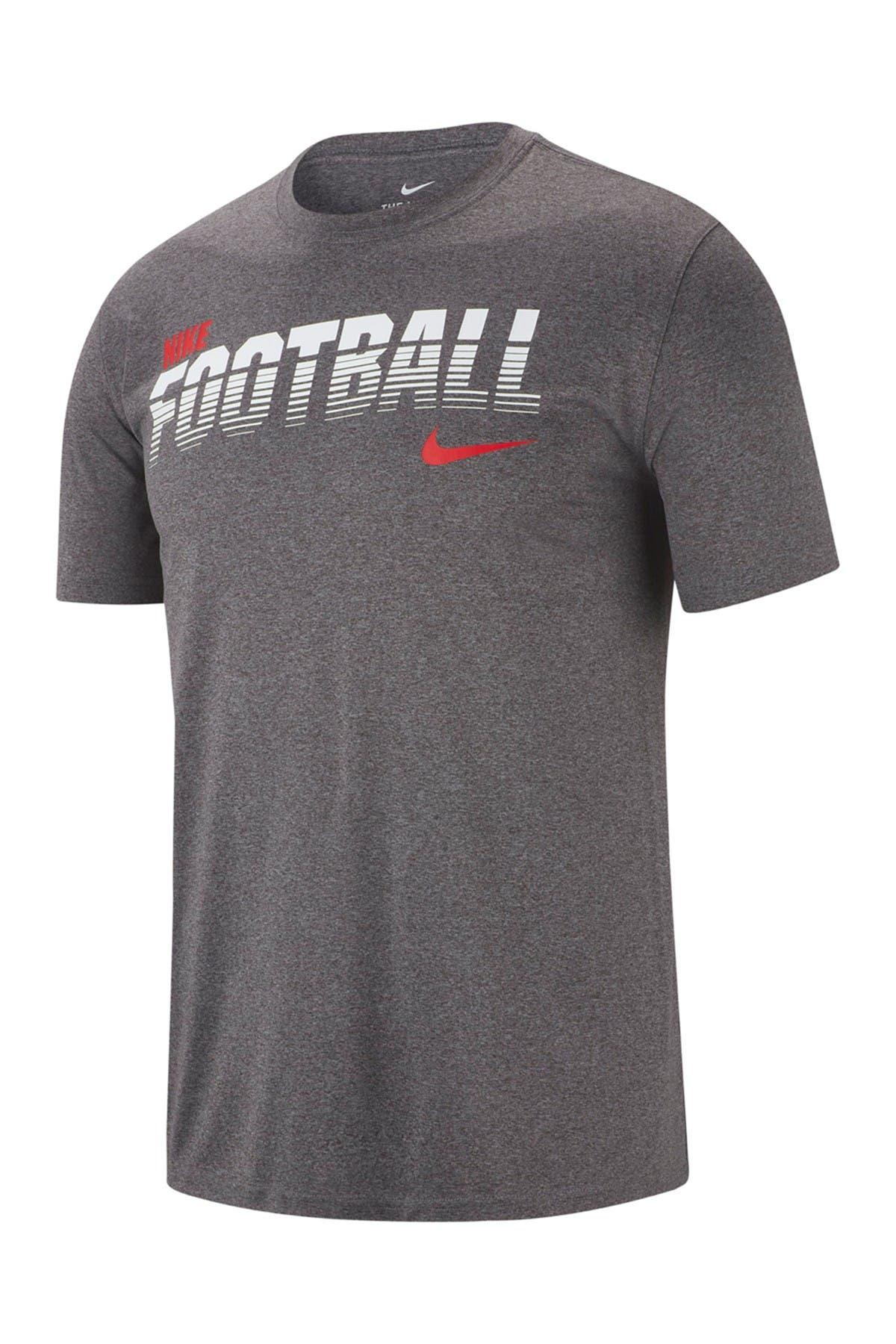 Furioso Cosquillas multitud  Nike   Dri-FIT Football T-Shirt   Nordstrom Rack