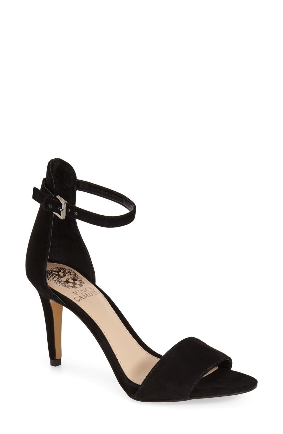 ,                             'Court' Ankle Strap Sandal,                             Main thumbnail 16, color,                             004