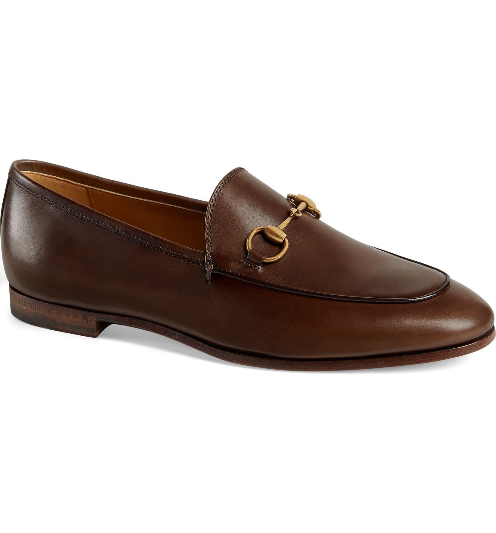 727cf7472 Gucci 'Jordaan' Loafer (Women)   Nordstrom