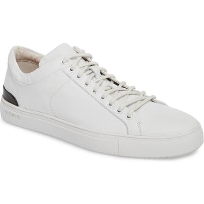 Blackstone Pm56 Low Top Sneaker, US / 47EU - White
