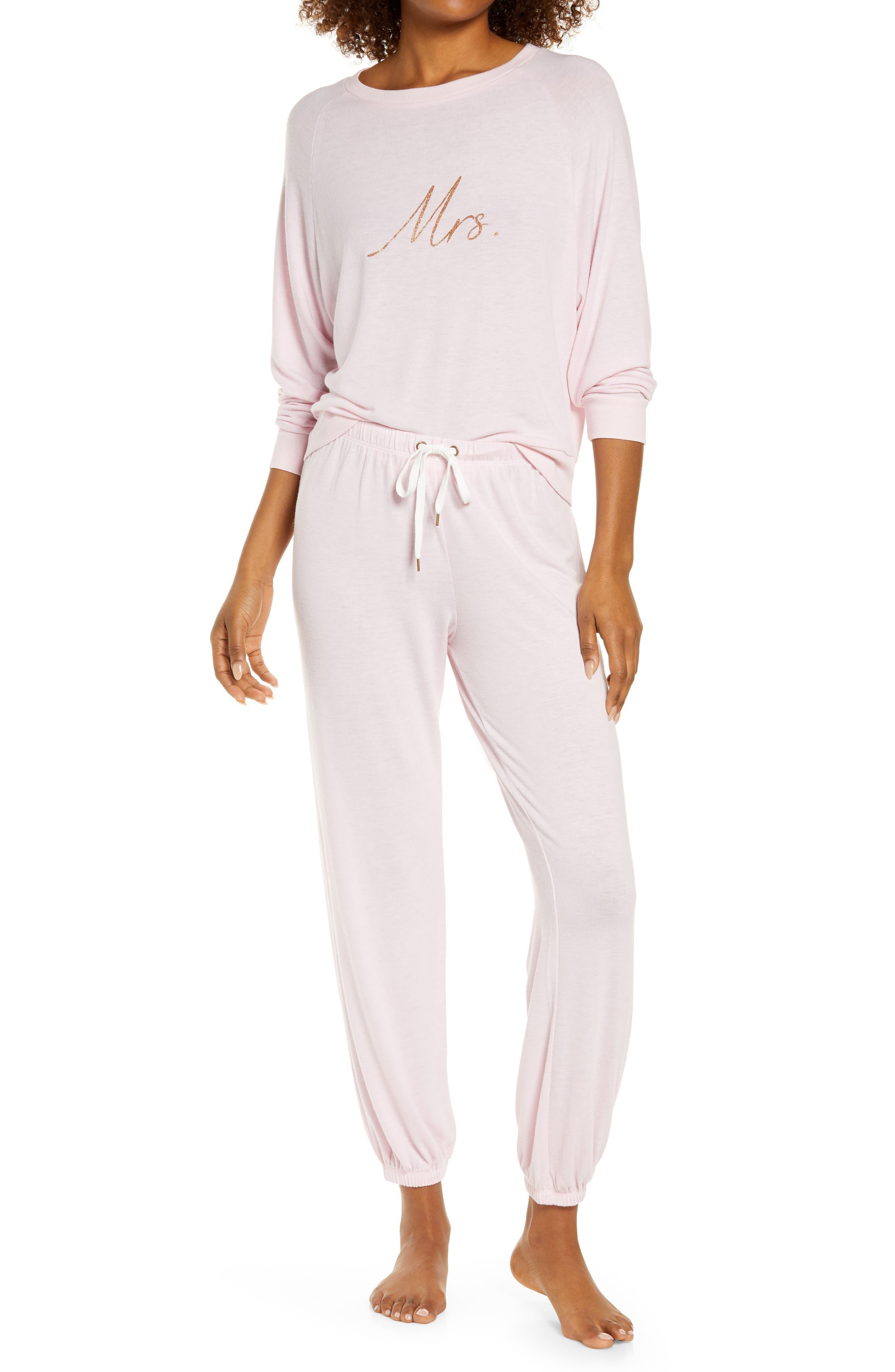 Star Seeker Brushed Jersey Pajamas
