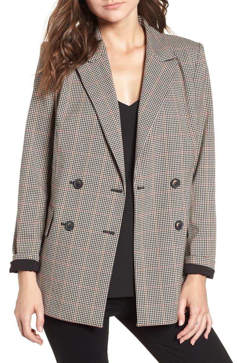 TROUVÉ Menswear Blazer, Main, color, 200