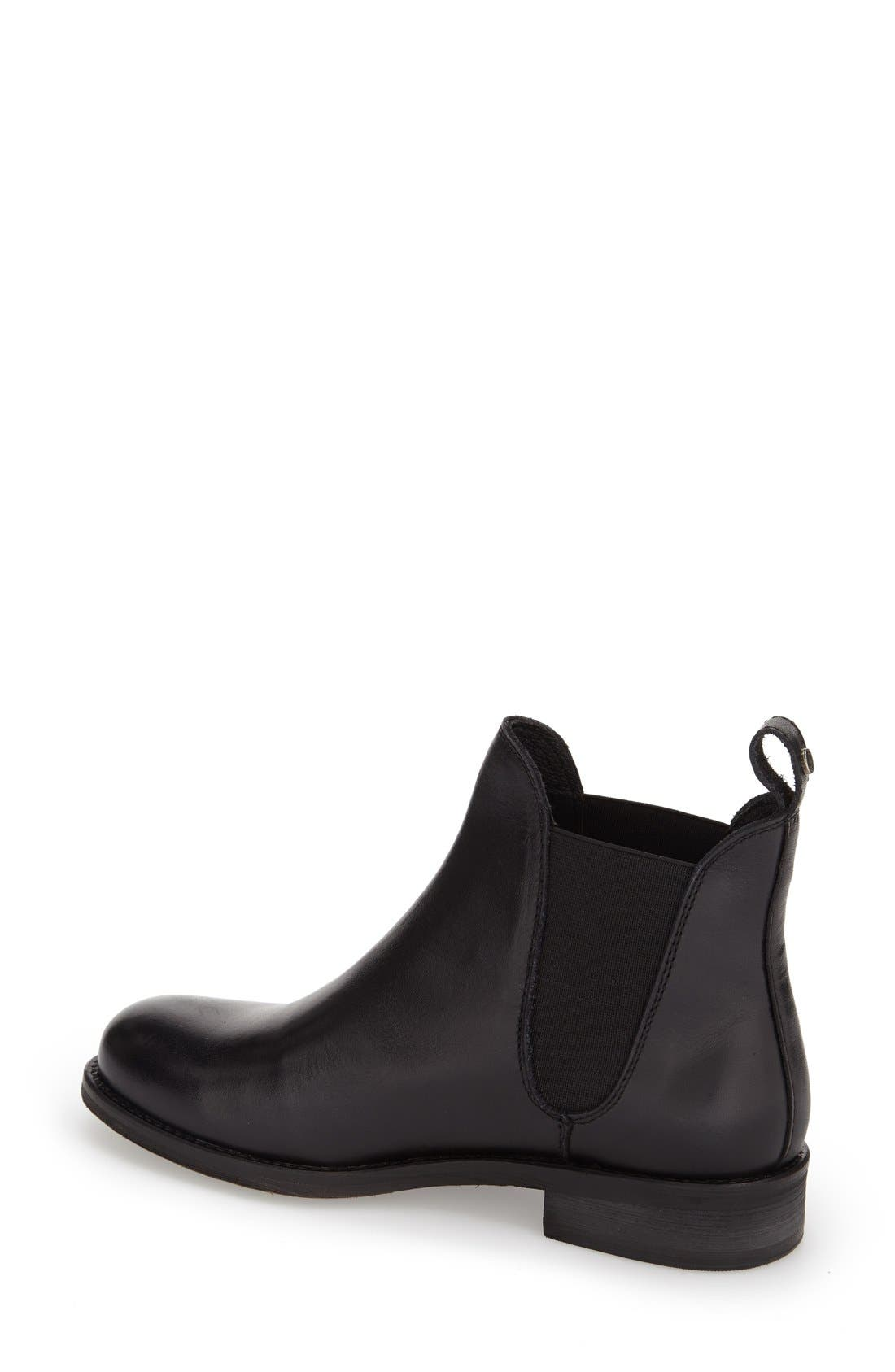 ,                             'Royce' Chelsea Boot,                             Alternate thumbnail 7, color,                             001