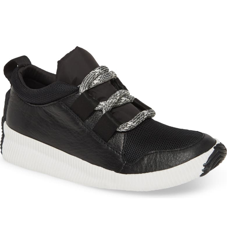 SOREL Out N About<sup>™</sup> Plus Waterproof Sneaker, Main, color, 010