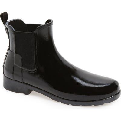 Hunter Original Refined Chelsea Waterproof Rain Boot
