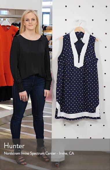 Polka Dot Cotton Dress, sales video thumbnail