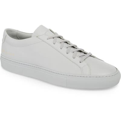 Common Projects Original Achilles Sneaker, Grey