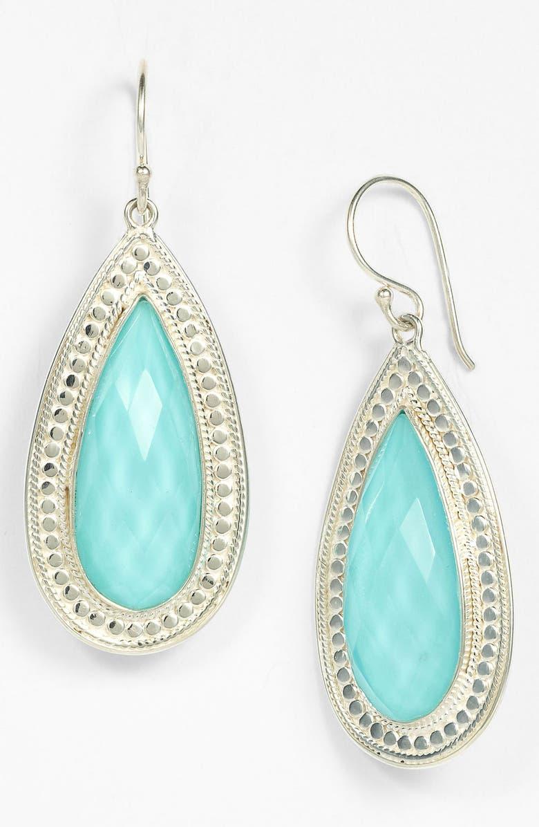 ANNA BECK 'Gili' Teardrop Earrings, Main, color, 040