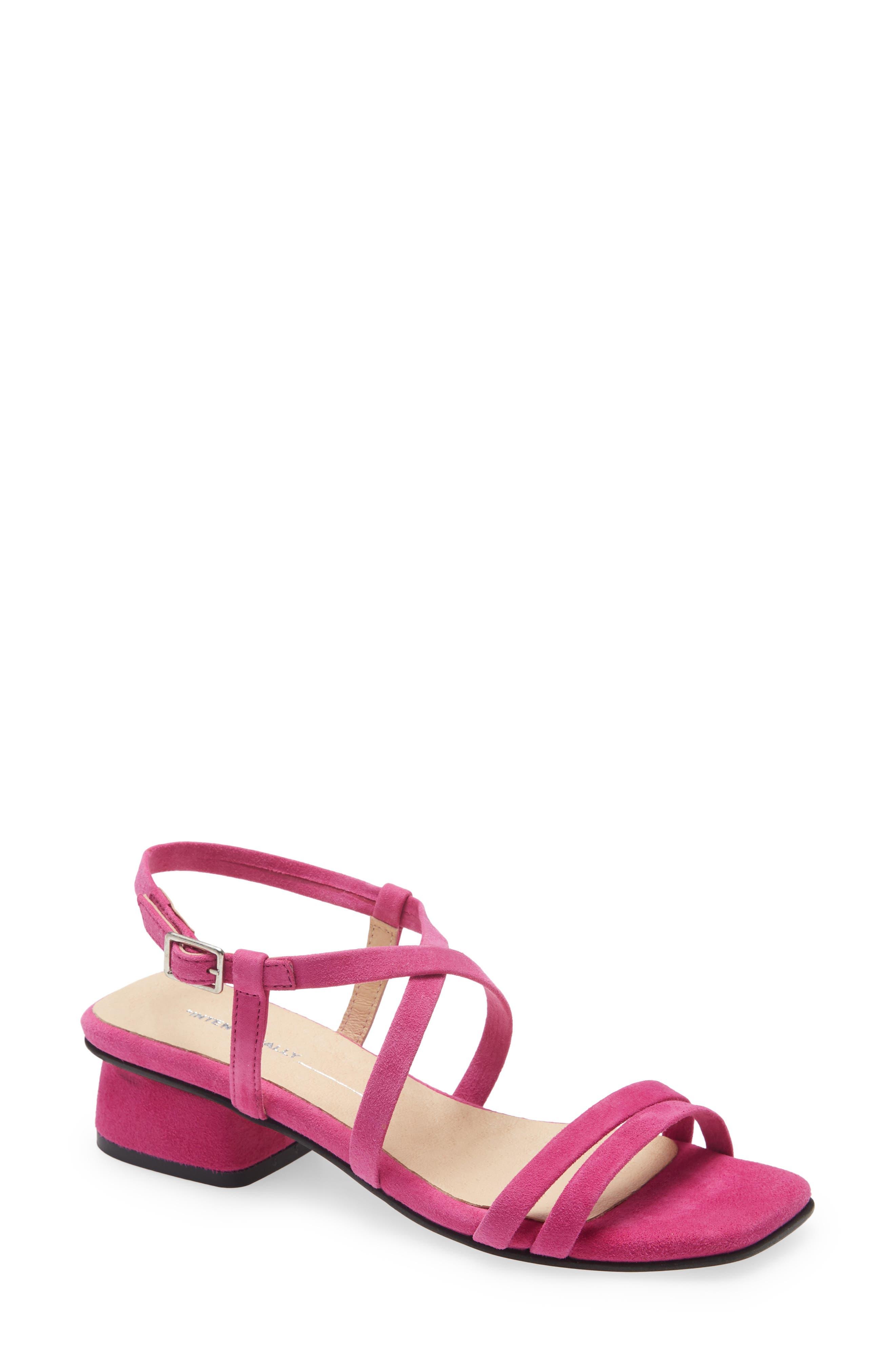 Hilltop Strappy Sandal