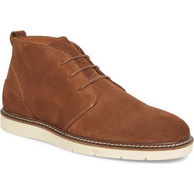 Supply Lab Raymond Waterproof Chukka Boot - Brown